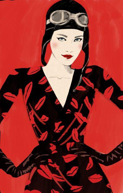 Style Sandra Suy/Glamour UK