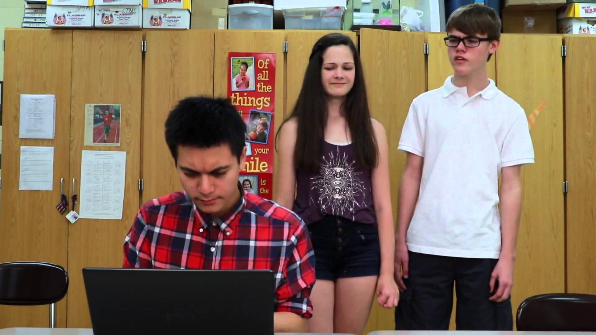 Social Skills Video Listening With Your Body