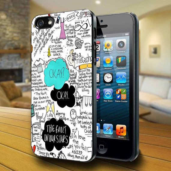The Fault in Our Stars   Design for iPhone 4/4s  by SunFlowerManda, $14.00
