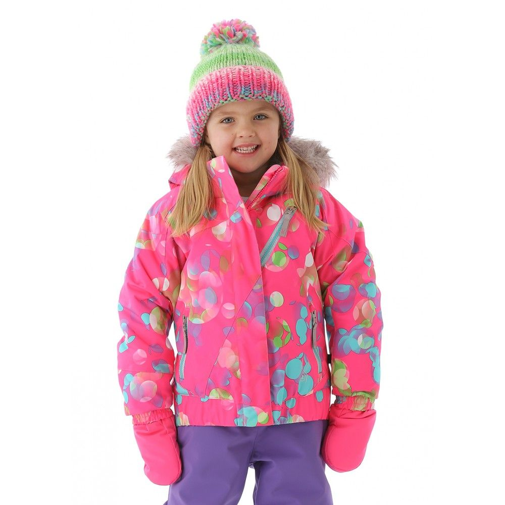 e5de655e18b4 Spyder Bitsy Lola Jacket