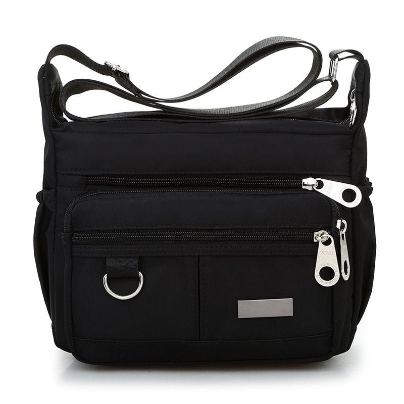 a36b8615c2 Find More Top-Handle Bags Information about New Women Messenger Bags For  Grils Waterproof Nylon Handbags Female Shoulder Bag Ladies Crossbody Bags  Bolsa Sac ...