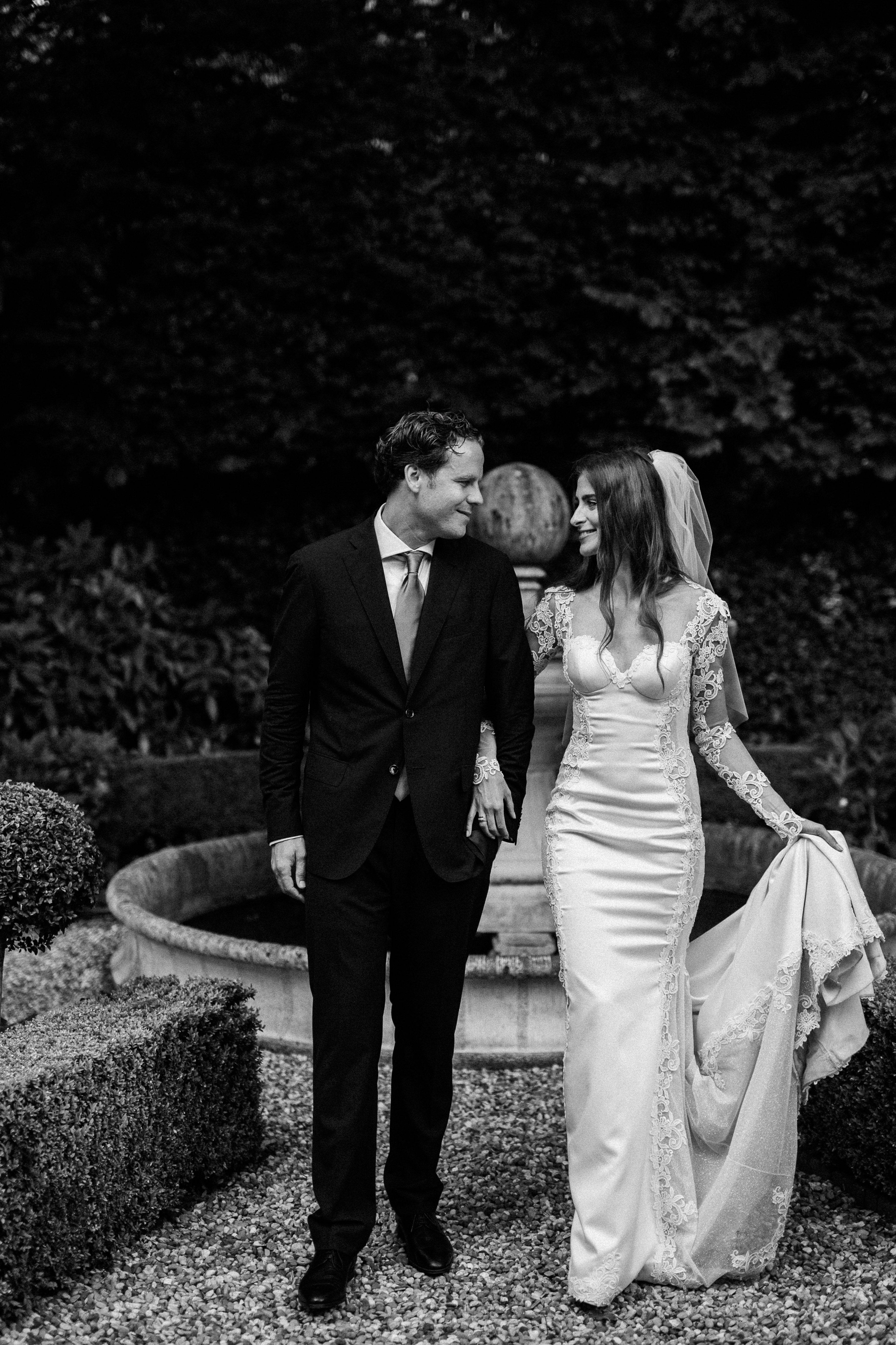 Jannicke roos wedding dress