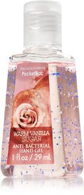 Warm Vanilla Sugar Pocketbac Sanitizing Hand Gel Soap Sanitizer