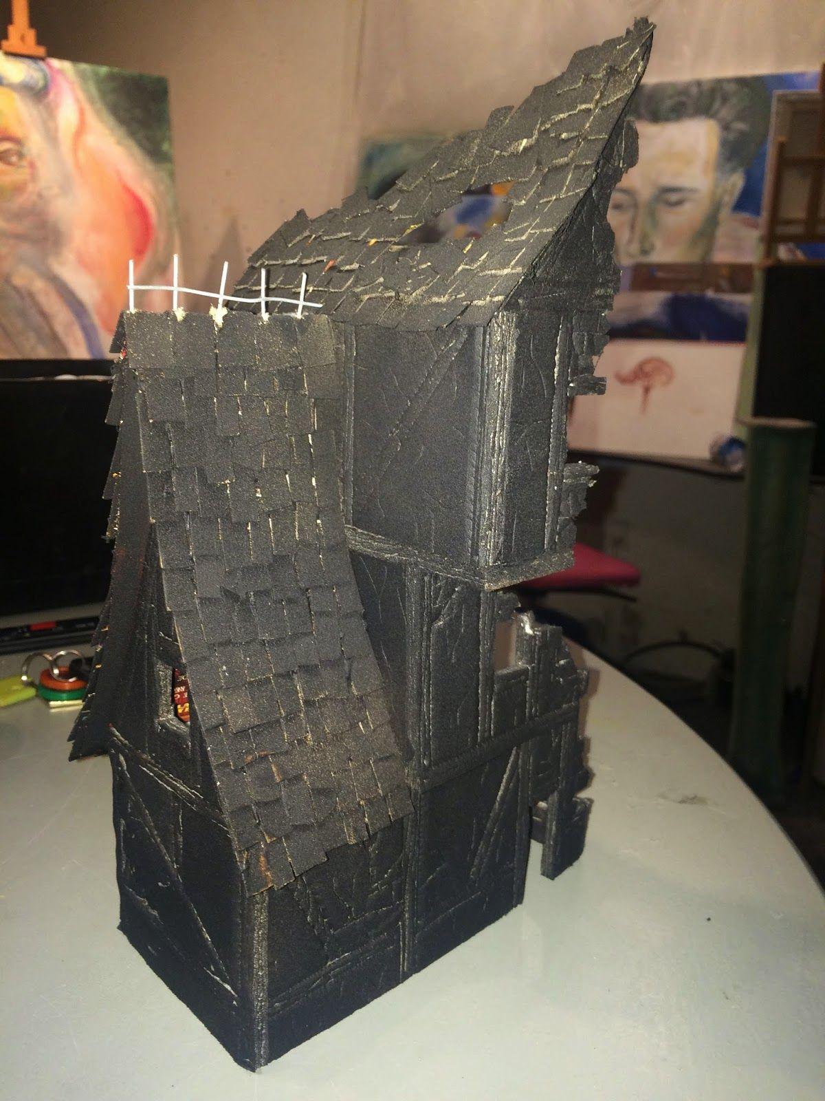 Dreadful Terrain: Buildings