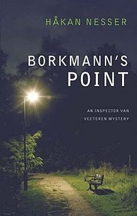 This is the first book I've read by this author, a Swedish mystery writer.  I'll definitely be reading more of his books.