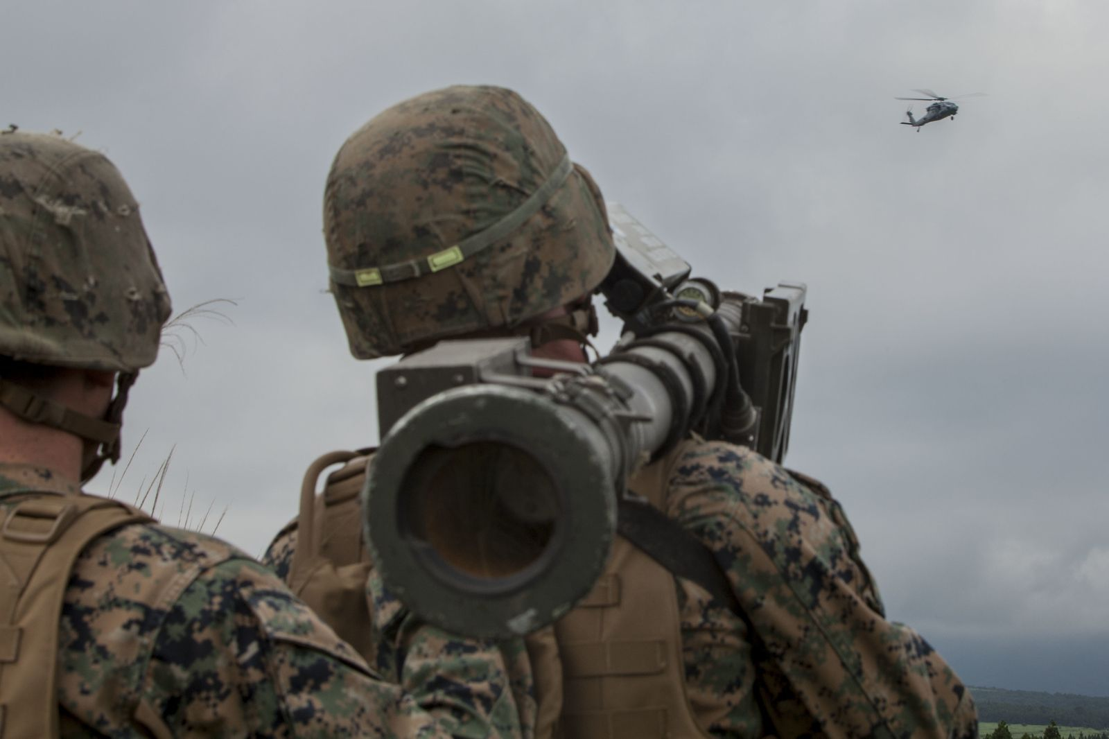 The Overloaded Soldier Why U.S. Infantry Now Carry More
