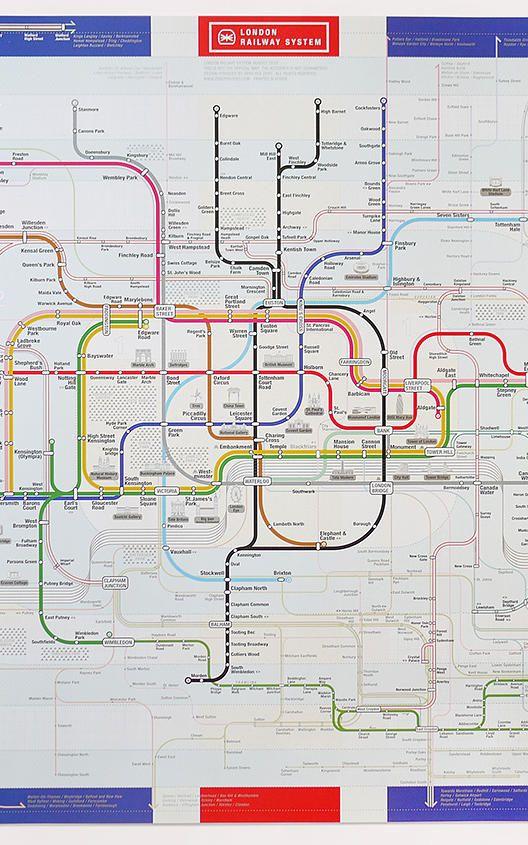 Subway Map Graph.Subway Maps Designed To Reflect A City S Soul Transportation