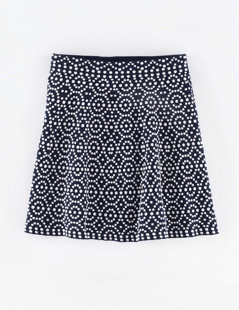 687fbeed24 Annabel Knitted Skirt WG629 A-line & Full at Boden | Stitch Fix ...