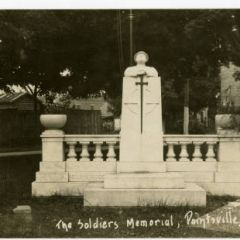 History Mystery The War Memorial At Paintsville Ky Mystery Of