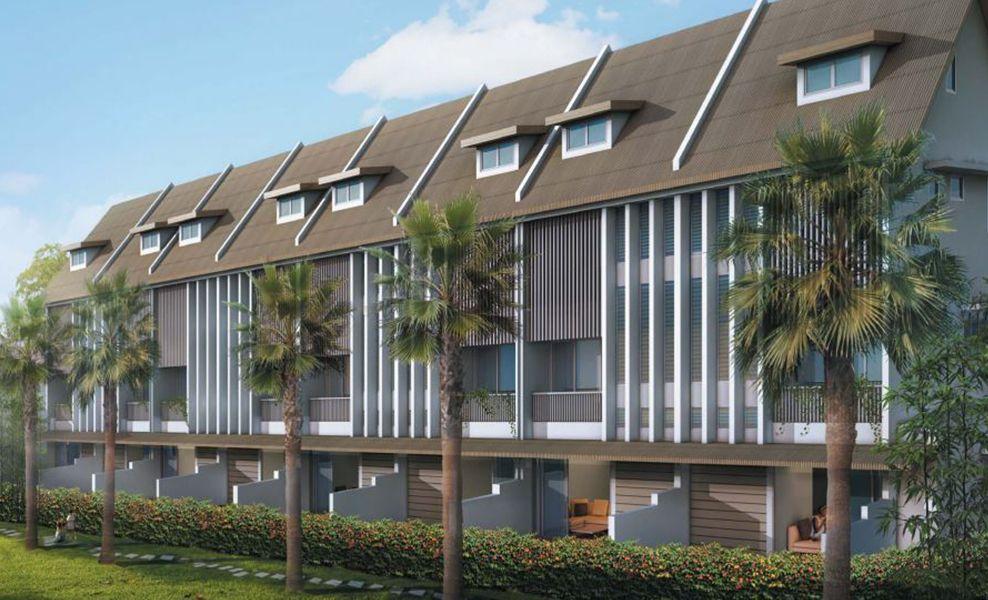 Elite Residences Cluster house, New condo, Property