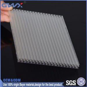Www Chinagwxpc Com Twinwall Plastic Sheet Pc Hollow Greenhouse Sheets Guangzhou China Lexan Uv Coated 10 Years Warranty 100 Plastic Sheets Greenhouse Plastic