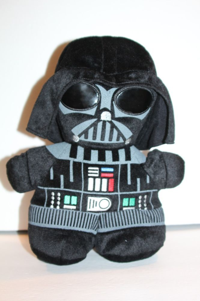 Comic Images Plush Backpack Pals Darth Vader Plush 14 New With Tags