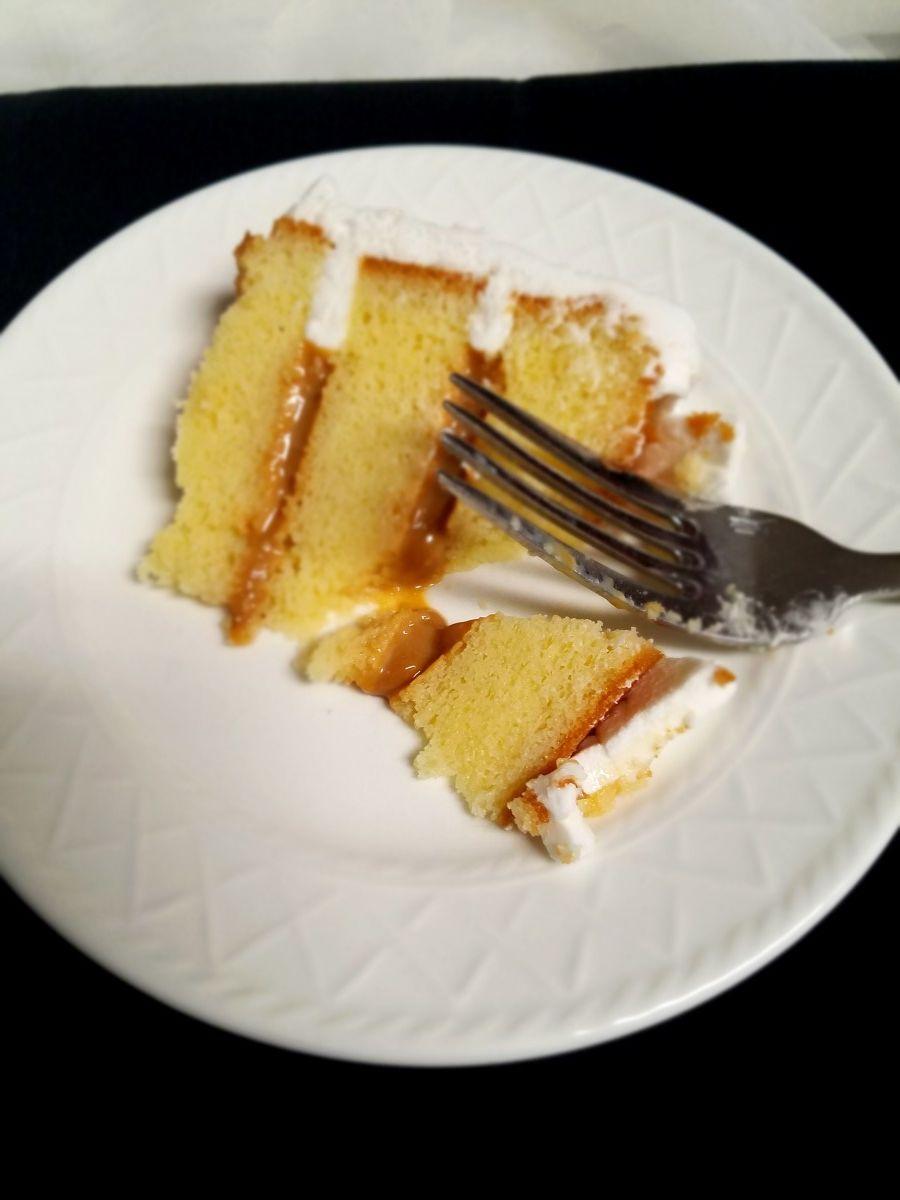 "Puerto Rican Cake ""Bizcocho Mojadito"" - sweets by karla"
