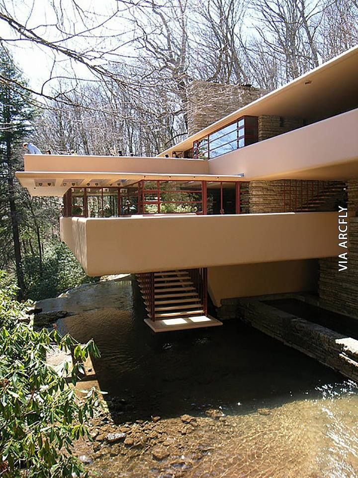 Best Imagenes Casa De La Cascada De Frank Lloyd Wright Para 400 x 300