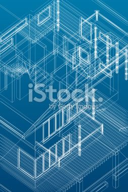 Wire Frame Architectural Background Royalty Free Stock Photo. Get wonderful discounts on images, illustrations, Videos and music clips at iStockphoto with Coupon.