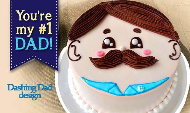 10 Cool Father S Day Cakes Fathers Day Cake Dad Cake Happy