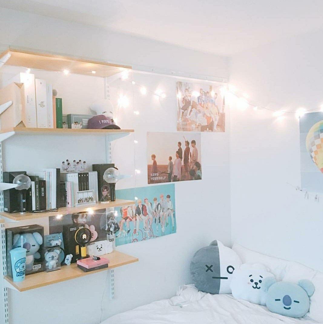 Pin by `•Smeraldo_kth on BTS in 2019 | Decoración de ... on Room Decor Bts id=93748