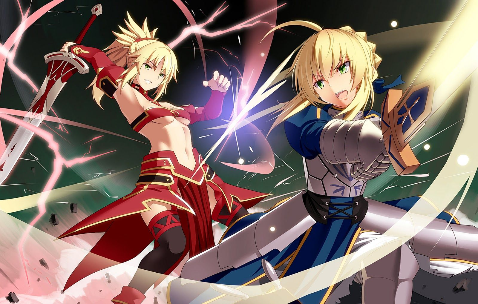 Mordred And Arthur Fate Apocrypha Pinterest Stay Night Free Shipping Ampamp Strap Lanccelot Watch Aegis Of Bedivere