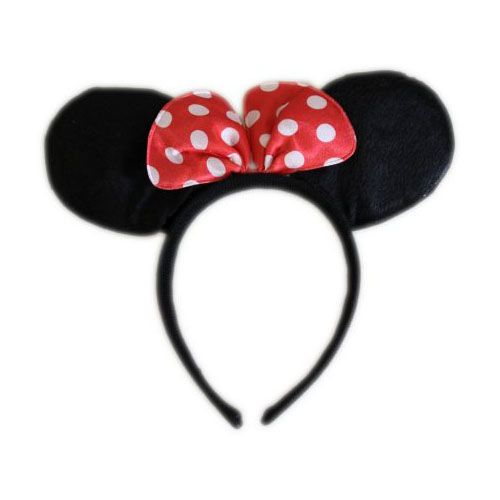 Party Hair Bands - Mouse Ears - www.shop.dochsa.com