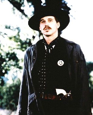 edebd64807d89 I m your huckleberry. Tombstone. Val Kilmer in a Duster designed by me.   josephporrodesigns