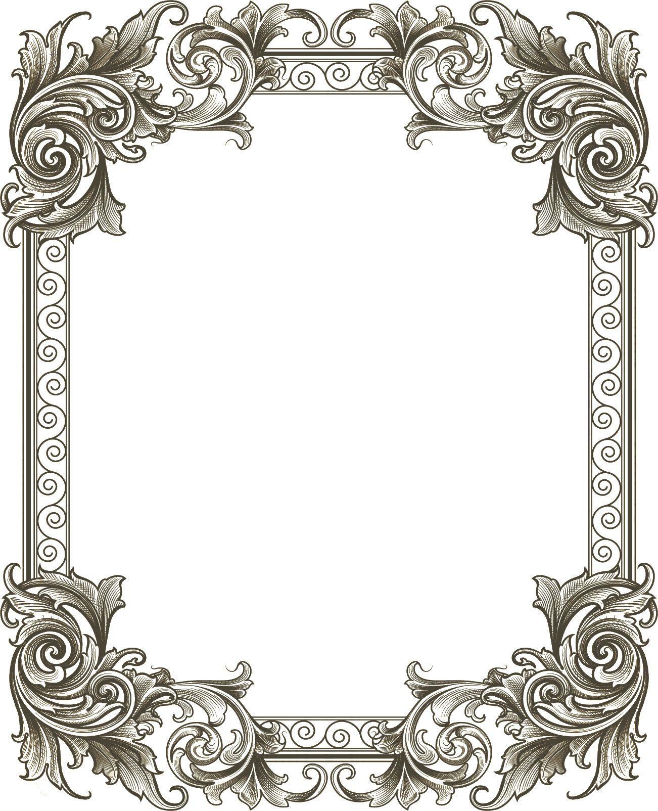 飾り枠 フリー アンティーク Google 検索 Decorative Frame