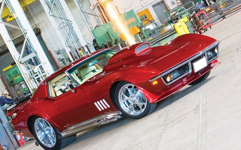 Pin by Howey on HOT RODS Chevrolet corvette, Corvette