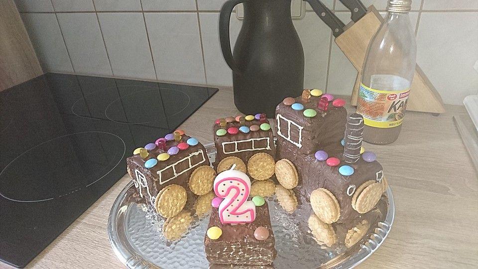 Schneller Zug Kuchen Backen Pinterest