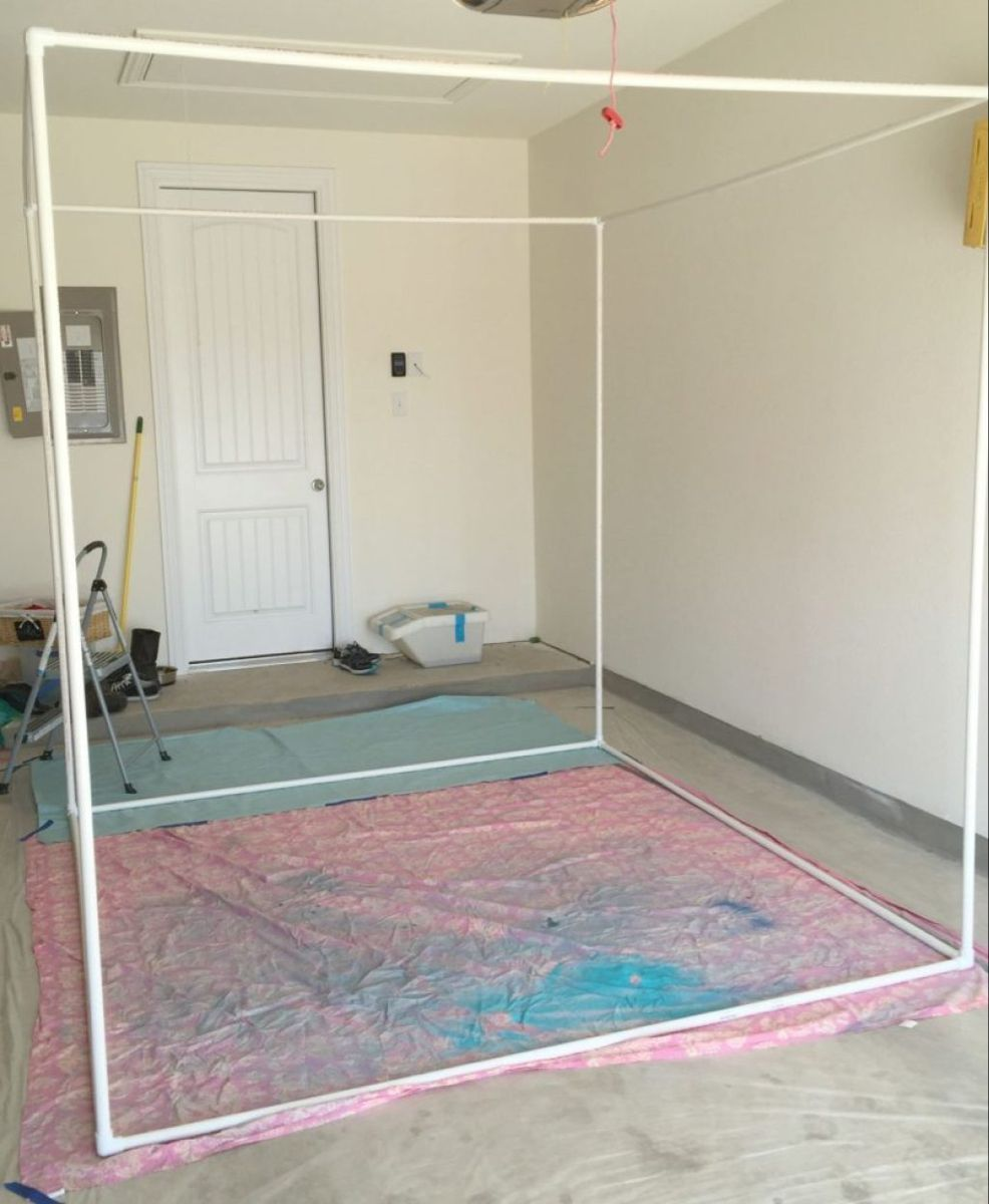 Diy paintbooth step by step guide diy paint booth spray
