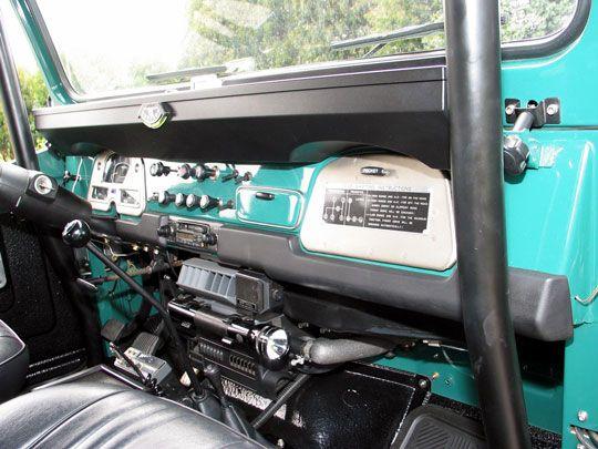 Toyota Hardtop (FJ40-1976) - Rebuild and Restoration