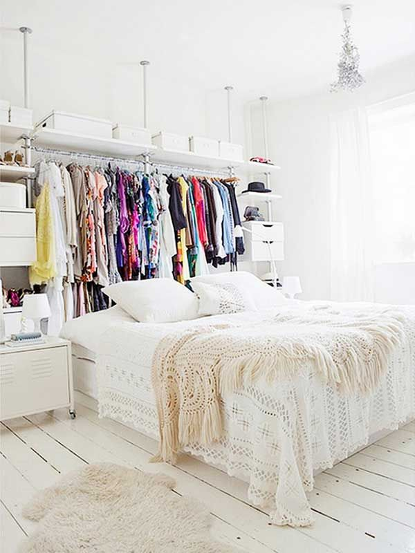 Lovely Closet for Studio Apartment
