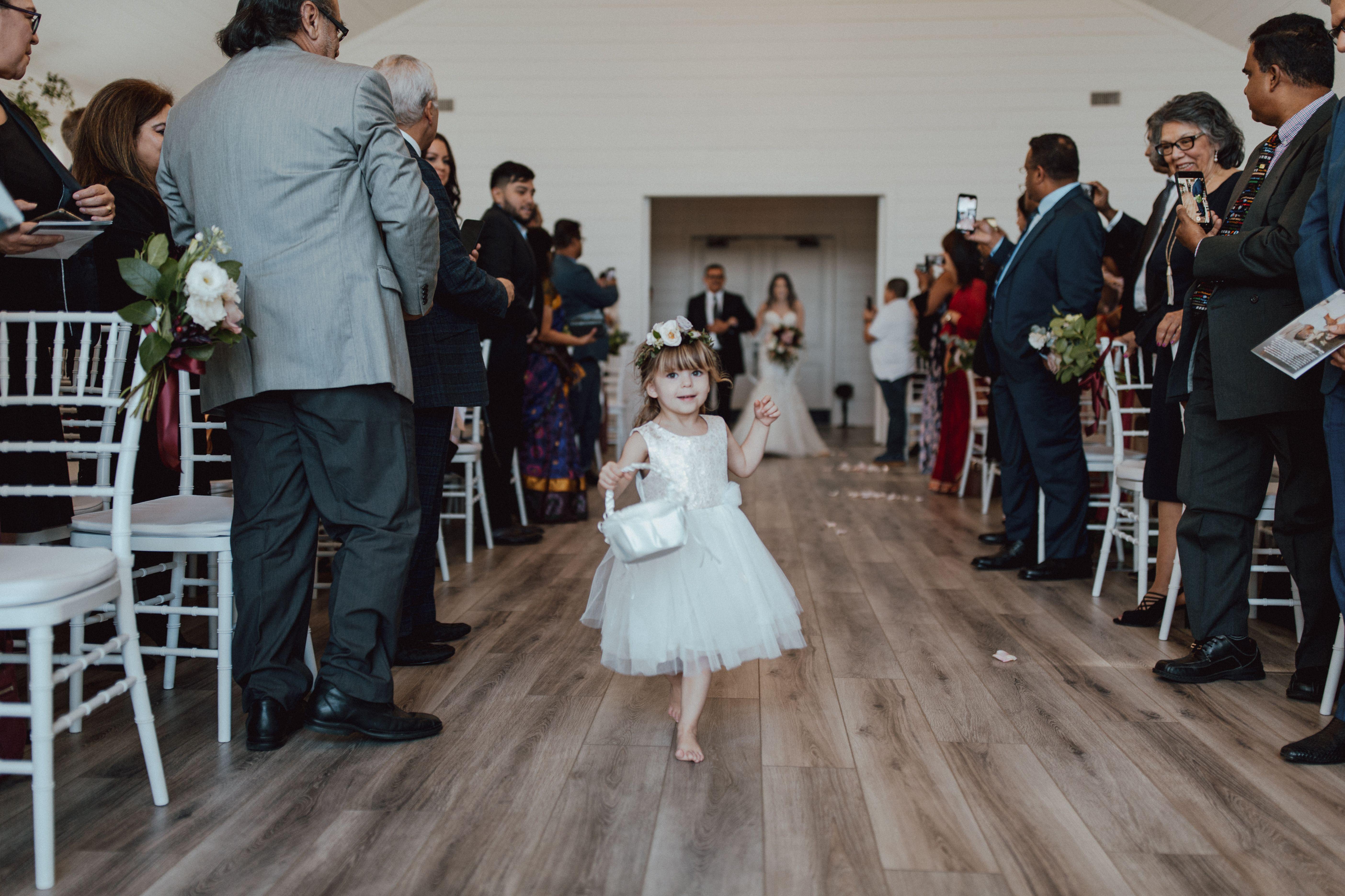 Our Wedding Hey Wendy Vanessa In 2020 Flower Girl Dresses Wedding Dresses Groom And Groomsmen Attire