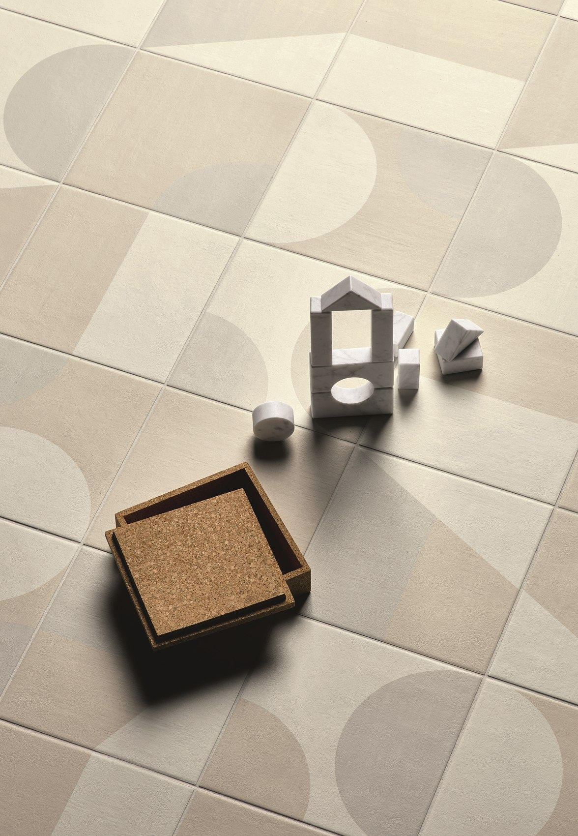 Puzzle, Design Edward Barber Tile Mosaicswall
