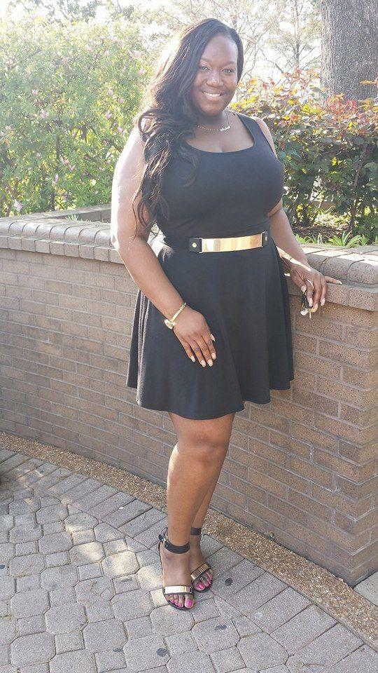 Big tall black women
