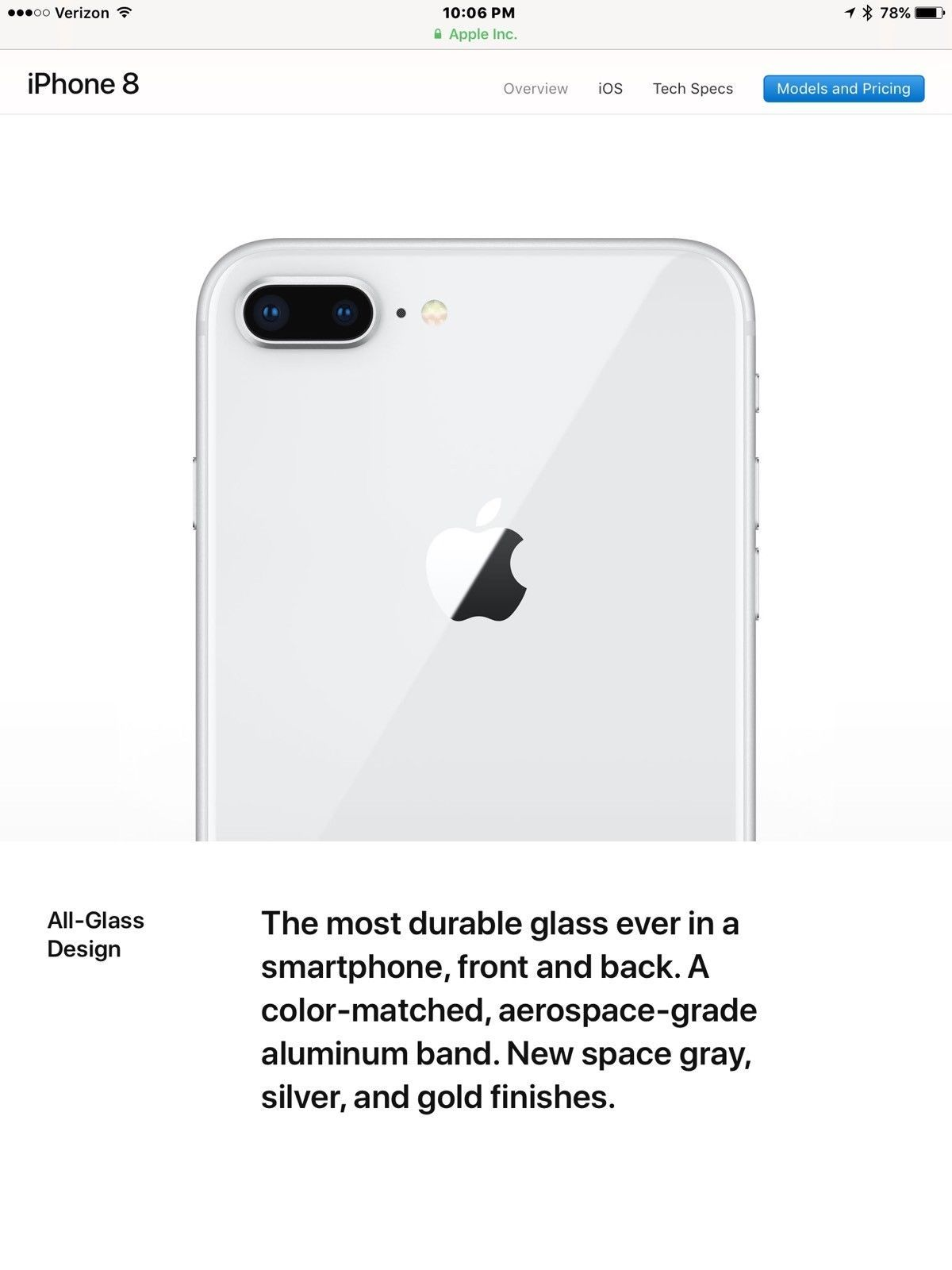 Iphone 8 Plus Silver Pre Order Available 9 22 17 Available Order Silver Plus Iphone Iphone 8 Plus Iphone Iphone 8