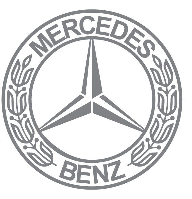 mercedes benz logo classic picture image free download