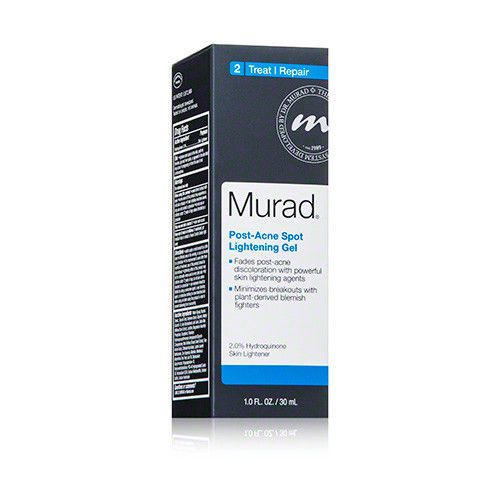 Acne and Blemish Treatments: Murad Post-Acne Spot Lightening Gel 1.Oz - Free Shipping BUY IT NOW ONLY: $31.99