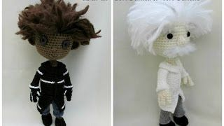 Amigurumi Wybie Doll : Therubyz youtube crochet and amigurumi