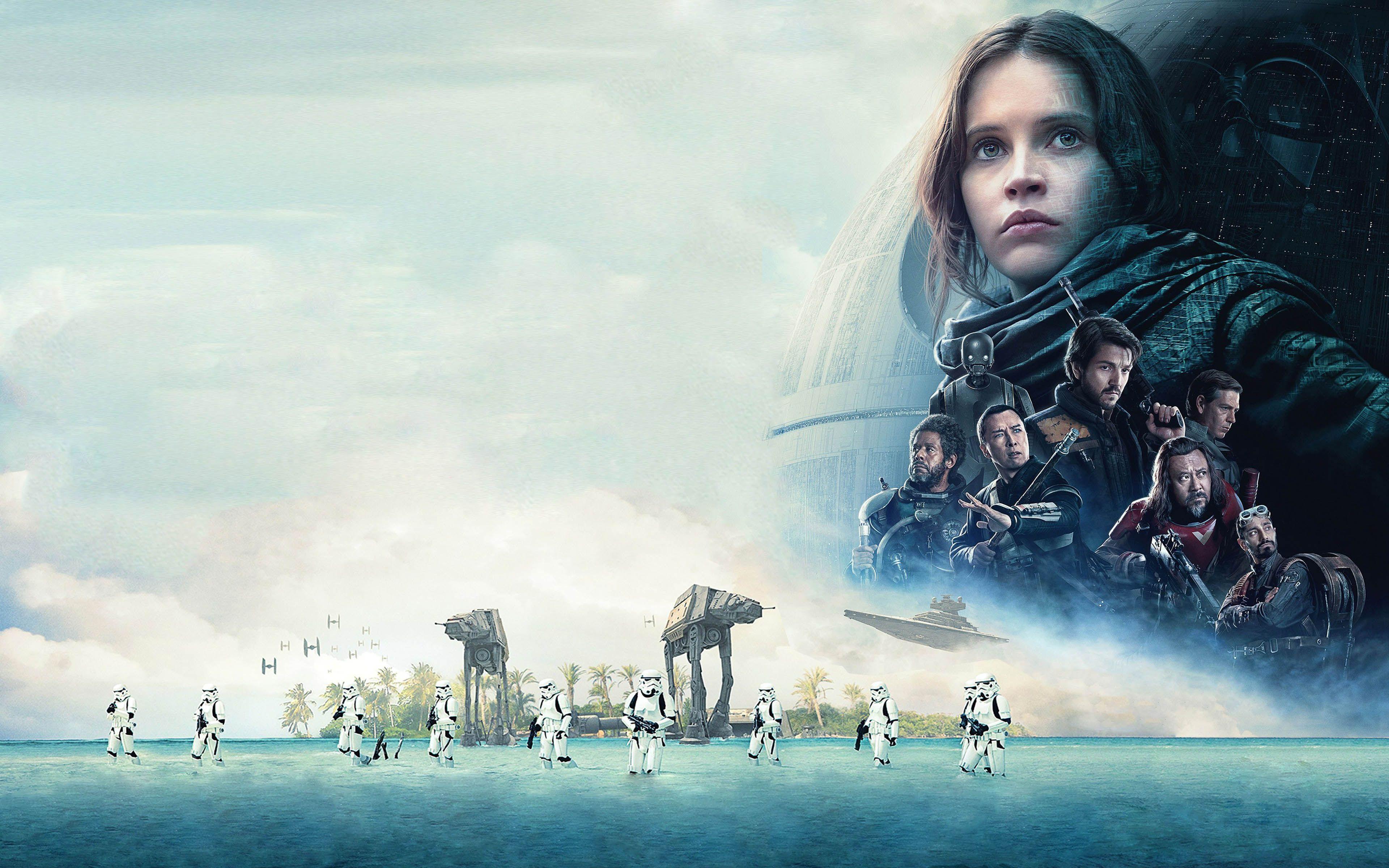 Rogue One A Star Wars Story 4k 3840x2400 Wallpaper Rogue One Star Wars Star Wars Criticos