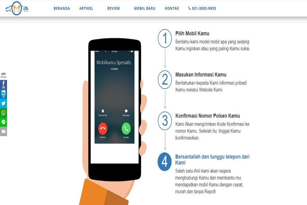 Mobilkamu Raih Pendanaan Awal Dunia Fintech Dunia Website