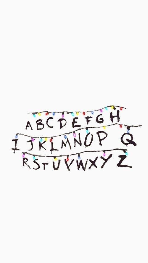 Imagen sobre Stranger things wallpaper de J O H A N N A en