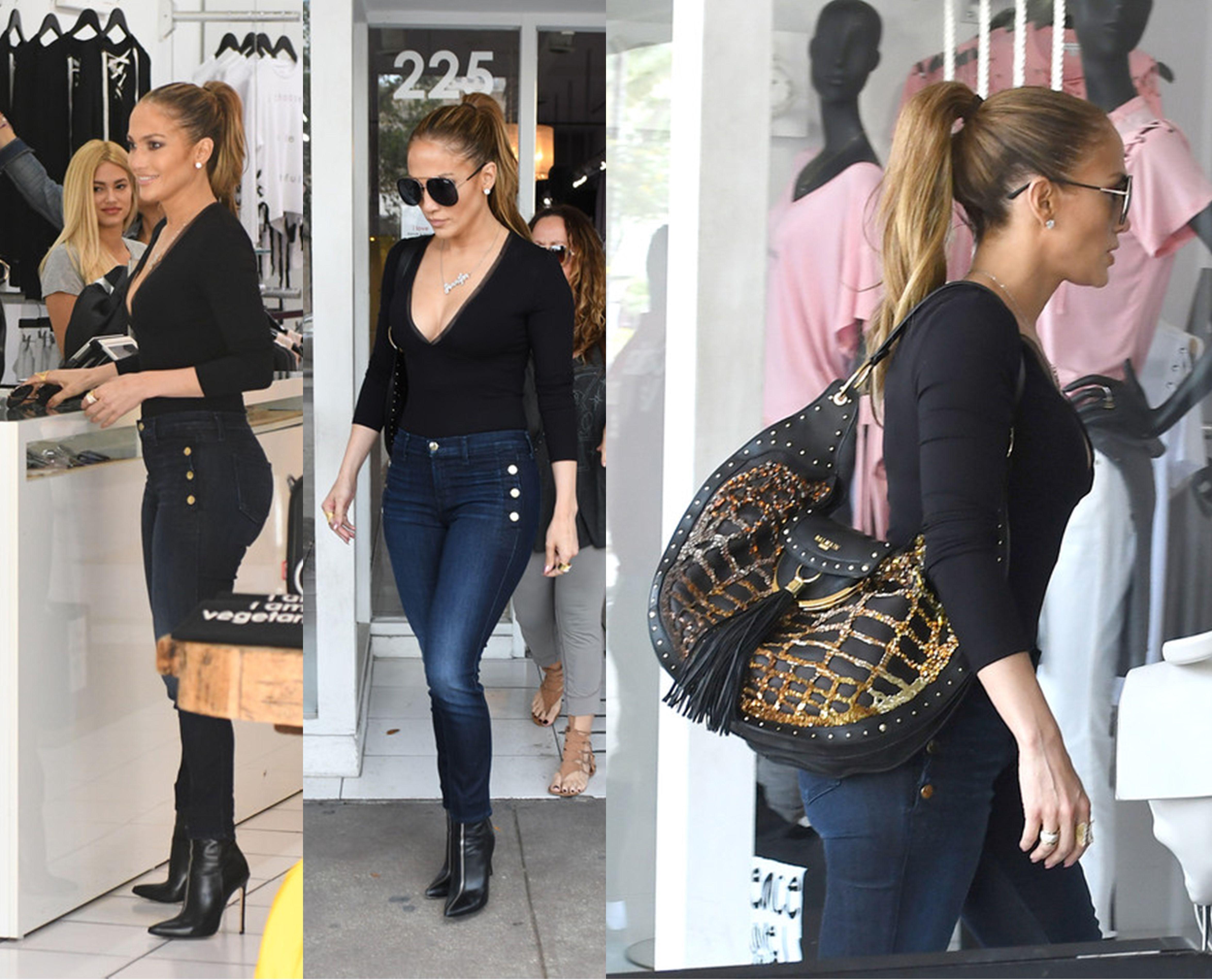 Angelina Muniz Nova jennifer lopez- streetstyle | fashion, jennifer lopez, outfits