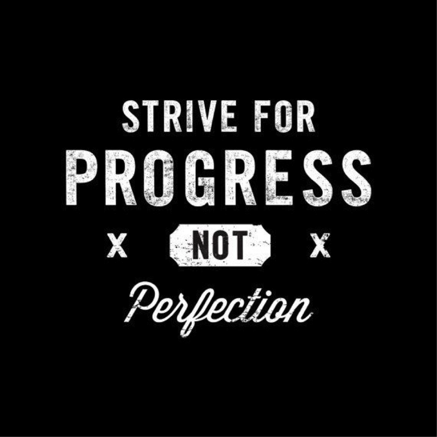 New Home Quotes Strive For Progress Not Perfectionperkedu Quotes Inspiration
