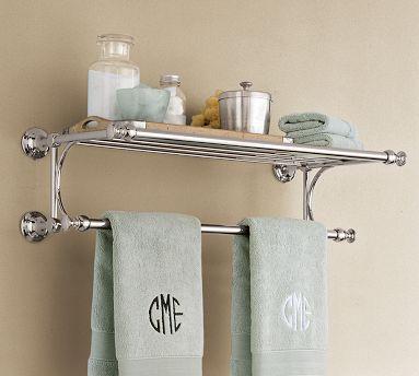 Mercer Train Rack Bathroom Shelf Decor Towel Rack Over Toilet
