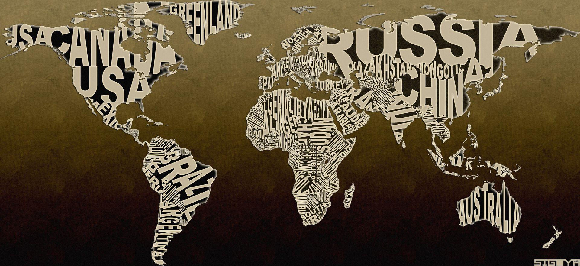 Google afbeeldingen resultaat voor httpdongdukvividxefiles typographic world map sepia theme gumiabroncs Images