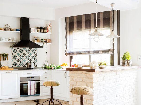Juega con nosotros ventana en la cocina con o sin cortina cortinas ventana y cocinas - Cortinas para ventanas pequenas ...