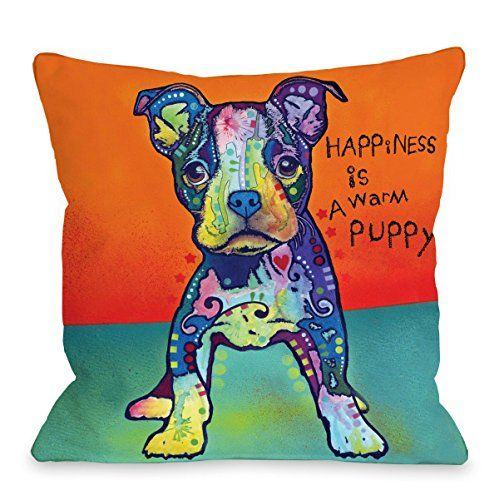 Doggy Dcor On My Own Throw Pillow by Dean Russo for One B... https://www.amazon.com/dp/B00VU1PG48/ref=cm_sw_r_pi_dp_x_tz8JybCAAS21G