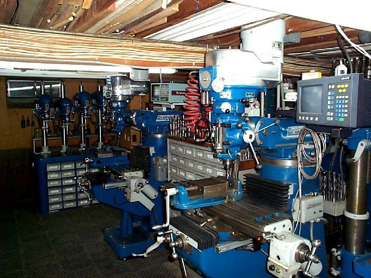 Machine Shop | School of Technology