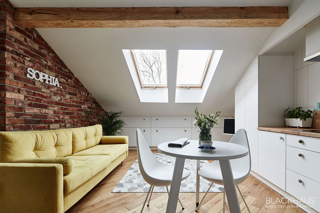 Lofts are a versatile solution to a number of complicated interior design  problems. In small