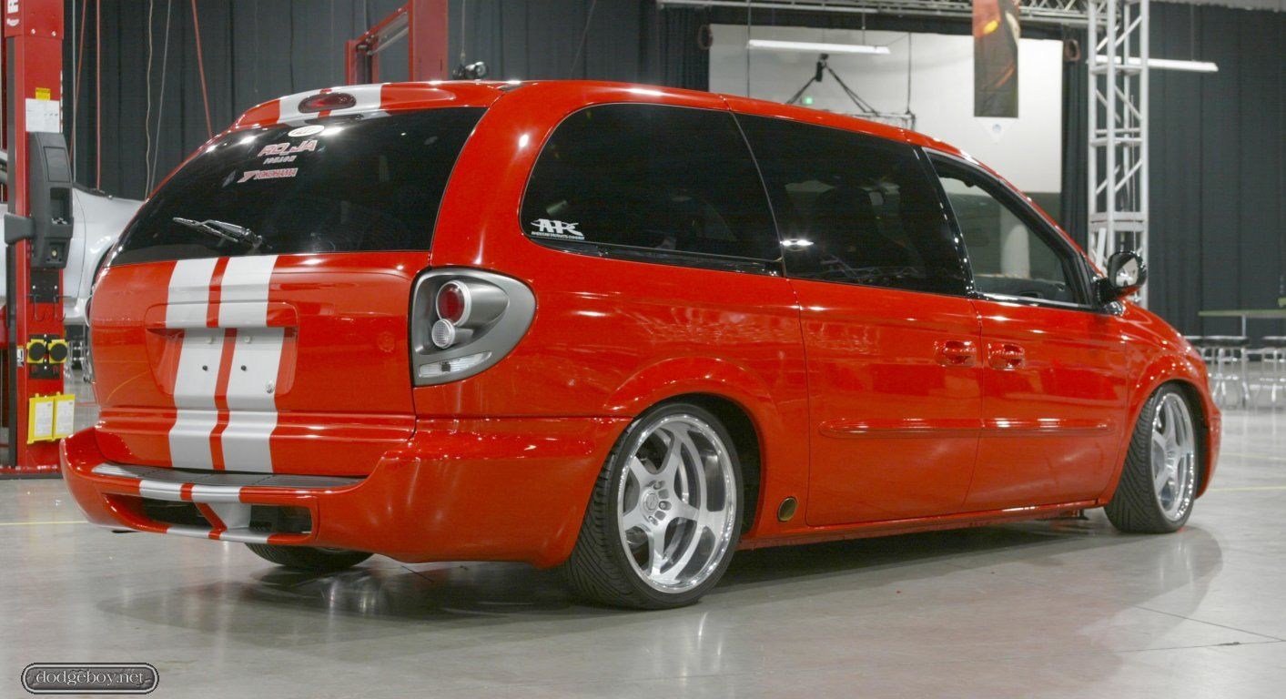 2005 Dodge Grand Caravan Custom Thread Do You Remember This