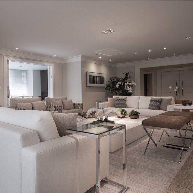 14 Ways To Make A Small Living Room Bigger Room Color Ideas Modern Interior  Design Living